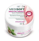 ANIDA Medisoft Krem wygładzający olej makadamia 100ml