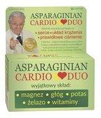 ASPARGINIAN Cardio Duo x 50 tabletek