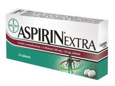 ASPIRIN Extra x 10 tabletek