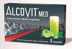 Alcovit Med x 3 saszetki