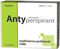 Antyperspirant x 30 tabletek