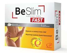 Be Slim Fast x 60 tabletek