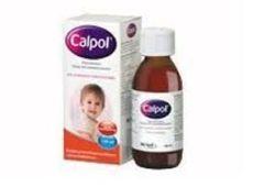 CALPOL zawiesina bez cukru 140ml