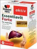 DOPPELHERZ Aktiv Essentiavit Forte x 50 kapsułek - data ważności 31-10-2015r.