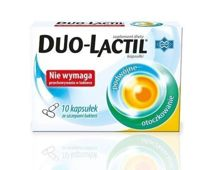 DUO-LACTIL x 10 kapsułek