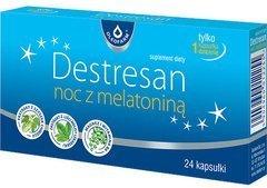 Destresan noc z melatoniną x 24 kapsułki