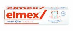 ELMEX Pasta do zębów bez mentolu 75ml