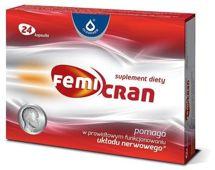 FEMICRAN x 24 kapsułki