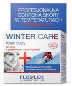 FLOSLEK WINTER CARE Krem tłusty do cery z problemami naczyniowymi 50ml