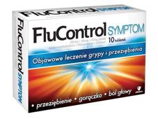 FLUCONTROL Symptom x 10 tabletek