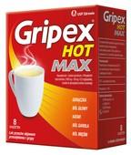 GRIPEX HotActive Forte x 8 saszetek