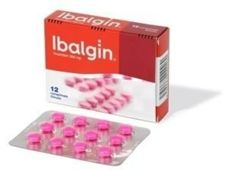 IBALGIN 200mg x 12 tabletek