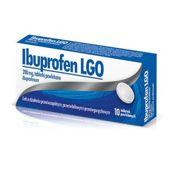 IBUPROFEN LGO 200mg x 10 tabletki powlekane