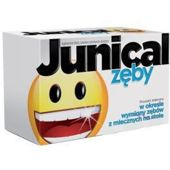 JUNICAL ZĘBY Tabletki do ssania x 30 sztuk