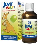 JUVIT Multi krople 10ml