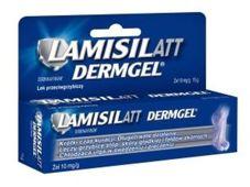 LAMISILATT Dermgel żel 15g
