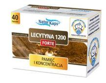 LECYTYNA 1200 Forte x 40 kapsułek