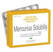 LEHNING Mercurius Solubilis Compl. nr 39 x 80 tabl.