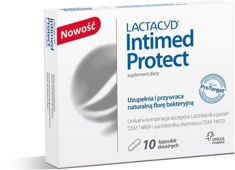 Lactacyd Intimed Protect x 10 kapsułek