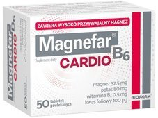 MAGNEFAR Cardio x 60 tabl.