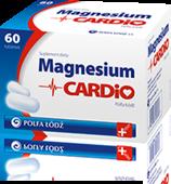 MAGNESIUM CARDIO x 60 tabletek