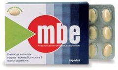 MBE x 30 kapsułek - data ważności 31-12-2016r.