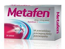 METAFEN x 20 tabletek