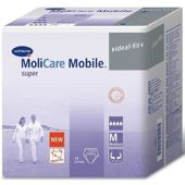 MOLICARE MOBILE SUPER MEDIUM Pieluchomajtki x 14 szt.