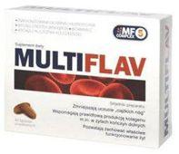 MULTIFLAV x 60 tabletek