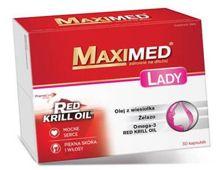 Maximed Lady x 30 kapsułek