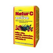NATUR C ACTIVE 500mg x 100 tabletek