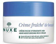 NUXE Creme Fraiche de Beaute krem nawilżający i kojący 50 ml