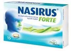 Nasirus Forte 0,2g x 15 kapsułek