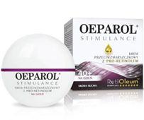 OEPAROL STIMULANCE Krem przeciwzmarszczkowy z Pro-Retinolem na dzień 50ml skóra sucha