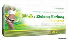 OLIMP CLA z Zieloną Herbatą plus L-karnityna x 60 kapsułek