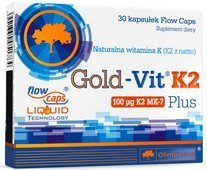 OLIMP Gold-Vit K2 Plus x 30 kapsułek