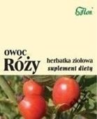 OWOC RÓŻY Herbatka ziołowa 50g