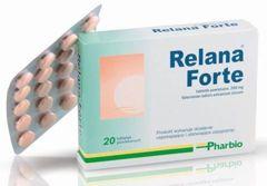 RELANA Forte x 20 tabletek - data ważności 31-01-2016r.