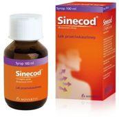 SINECOD syrop 200ml