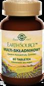 SOLGAR EarthSource Multi-składnikowy x 60 tabletek