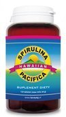 SPIRULINA PACIFICA 500mg x 120 tabletek