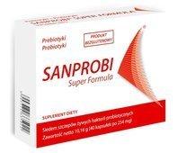 Sanprobi Super Formula x 40 kapsułek
