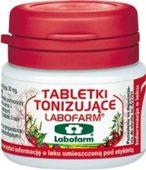 TABLETKI TONIZUJĄCE x 20 tabletek