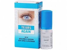 TEARS AGAIN spray 10ml