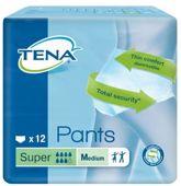 TENA Pants Super Medium x 12 sztuk