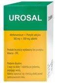 UROSAL x 20 tabletek