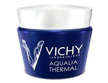 VICHY Aqualia Thermal SPA żel-krem na noc 75ml