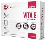 Vitaminum B x 60 tabletek (50+10 gratis)