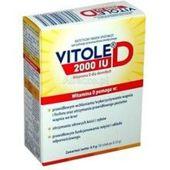 Vitole D 2000 I.U x 90 kapsułek