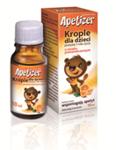 APETIZER Krople dla dzieci 10ml smak pomarańczowy